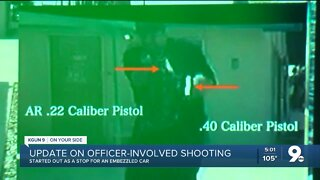 TPD releases body camera video in latest officer involved shooting