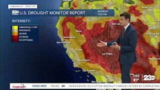 23ABC Meteorologist Brandon Michaels explains drought conditions