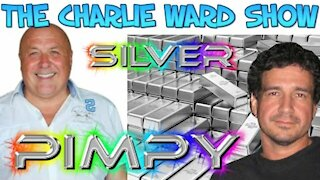 PIMPY & CHARLIE DISCUSS SILVER SILVER SILVER! THEY LOVE SILVER!