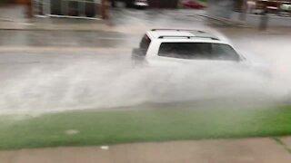 Flooding in Tulsa metro