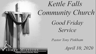 (KFCC) April 10, 2020 - Good Friday Service