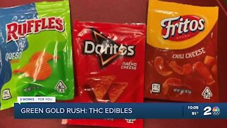 Green Country parents concerned after THC edibles lead to hospitalizations