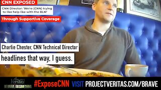 CNN Director ADMITS CNN Ignores Black on Asian Crime, Actively Tries to Help BLM