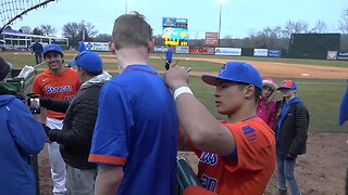 Boise State baseball gets their first wins on a historical weekend