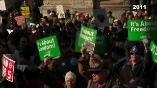 Ohio Gov. Mike DeWine talks budget cuts with News 5's John Kosich