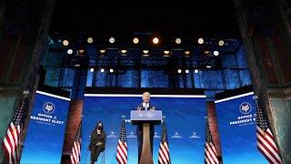 President-Elect Joe Biden Announces COVID Plan