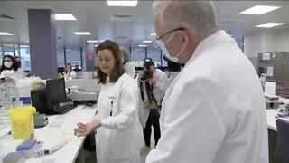 Australia, Drugmaker Reach Deal On Potential COVID-19 Vaccine