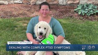 PTSD treatment helps South Florida woman live better life