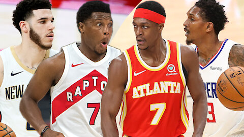 Rondo To LA, Lou Will To Atlanta: The Wildest Most Unexpected Moves From The 2021 NBA Trade Deadline