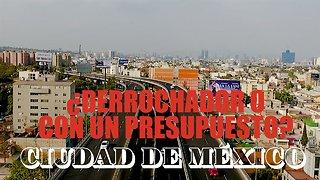 ¿Con cuánto puedes ir a Ciudad de México?