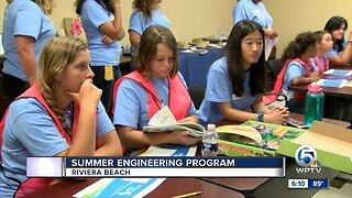 'EmPower Girls' Summer engineering program held in Riviera Beach