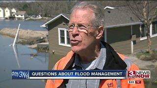 Questions about flood management