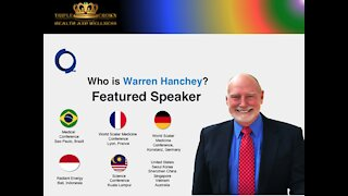 Quantum Energy with expert Warren Hanchey-Part !
