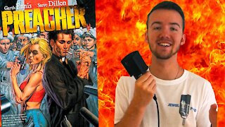 PREACHER Book 2 is MAGNIFICENT! Thew Review!