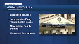 Pinellas County School leaders to discuss mental health plans