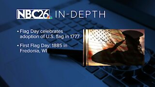IN DEPTH: History of Flag Day in WI
