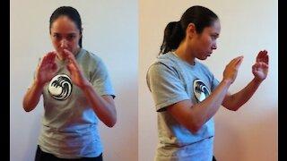 Self Defense Fitness Class Week One