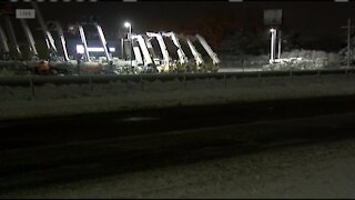 10 p.m. update on northern Colorado road conditions