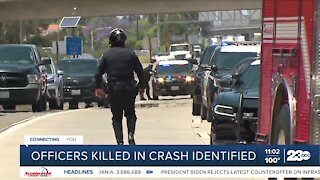 3 people, including 2 SDPD detectives, killed in wrong way crash