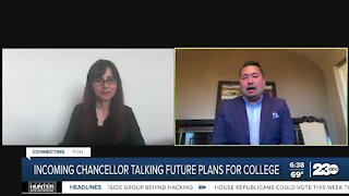 Kern Community College District incoming chancellor discusses plans for KCCD