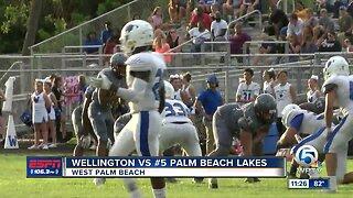 Wellington vs Palm Beach Lakes