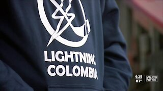 Lightning welcome Colombia's hockey club to Tampa
