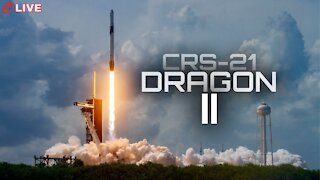 SpaceX Launch of First Cargo Dragon 2 Capsule | CRS-21