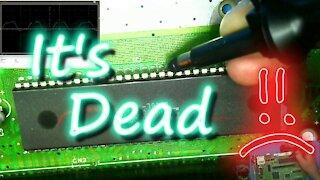 062 - Dead Sega Genesis - Part 2 - It's not looking good