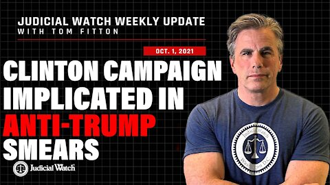 CLINTON CAMPAIGN IMPLICATED in Anti-Trump Smears! Abuse of Kids at the Border, Biden's Senate Docs & More!