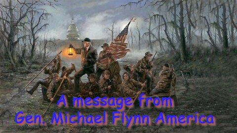 2021 JUN 08 A message from Gen. Michael Flynn America 101 by President Ronald Regan