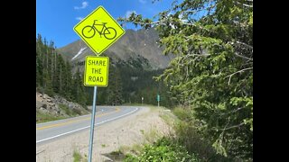 Hit-and-run driver seriously injures bicyclist on Loveland Pass