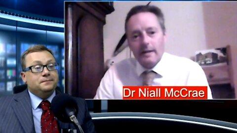 UNN's David clews speaks to Dr Niall McCrae