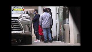 Abhishek Bachchan & Aditya Roy Kapur snapped around in Town | SpotboyE