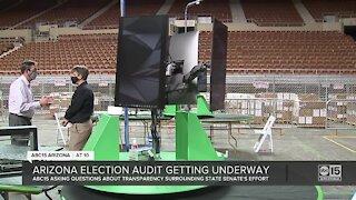 Arizona's third 2020 election audit getting underway