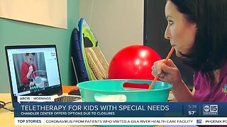 Options for special needs students during closures