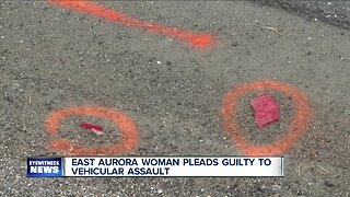 East Aurora woman charged with driving drunk and hitting 9-year-old girl on sidewalk pleads guilty
