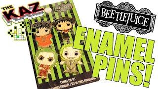 Beetlejuice Pins