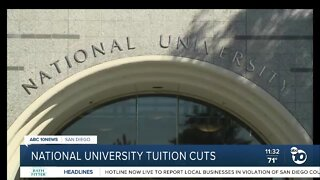 National University to cut tuition for full-time students