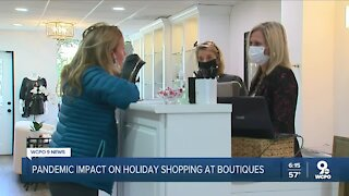Local small businesses adapting to online Black Friday push