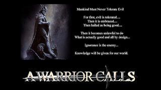 A Warrior Calls Live Stream August 13th 2020