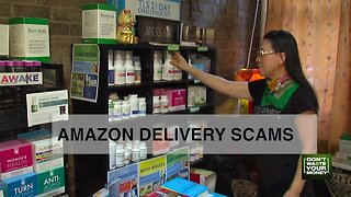 DWYM: Amazon Delivery Scams