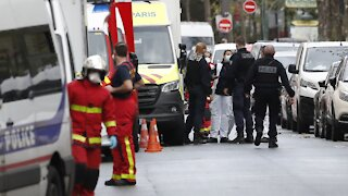 2 Wounded In Paris Attack