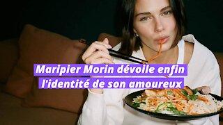 Maripier Morin dévoile enfin l'identité de son amoureux