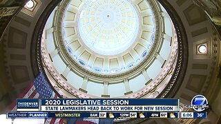 State lawmakers begin the 2020 session