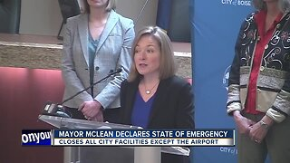 Boise declares Emergency over coronavirus