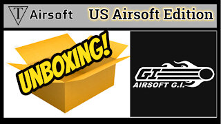 Unboxing Airsoft GI Mystery Box US Airsoft Edition