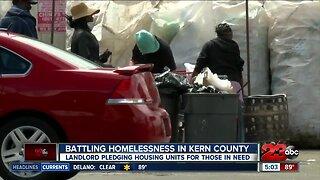 Battling Homelessness in Kern County