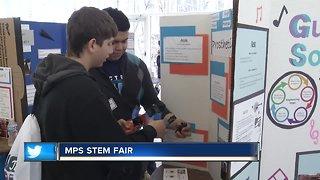 Milwaukee Public Schools STEM Fair gears up