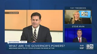 Looking into what Gov. Ducey can actually do to help citizens