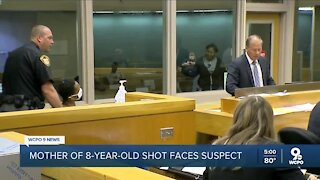 Mother faces Westwood shooting suspect in court